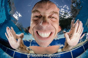 Fisheye Fun shots by Adolfo Maciocco